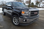 2014 GMC Sierra 1500 4WD SLT-EDITION  Crew Cab Pickup 4-Door